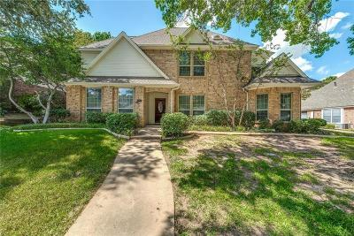 Colleyville Single Family Home For Sale: 4300 Green Meadow Street E