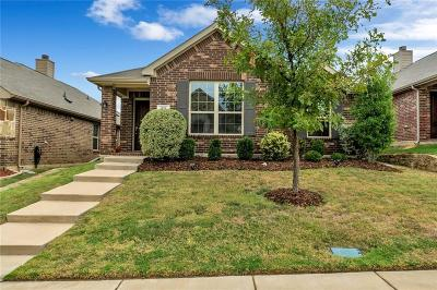 Denton County Single Family Home For Sale: 521 Big Horn Road