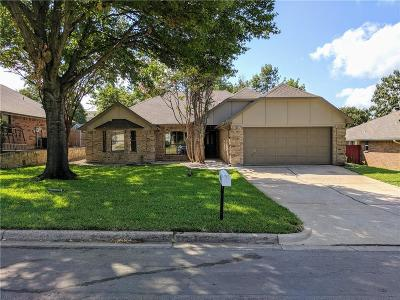 North Richland Hills Single Family Home For Sale: 6716 Inwood Drive