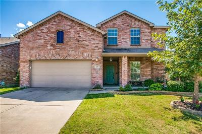 Fate Single Family Home For Sale: 289 Blackhaw Drive