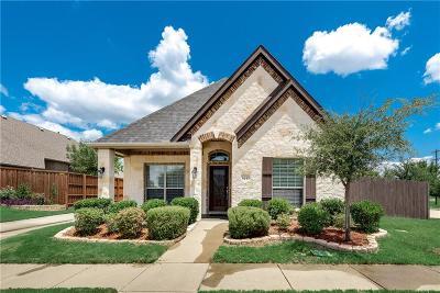 Allen Single Family Home For Sale: 1317 Terrace Lane