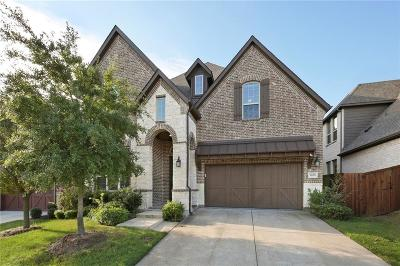 Allen Single Family Home For Sale: 1859 Wood Duck Lane