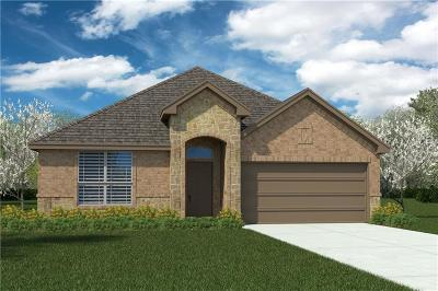 Waxahachie Single Family Home For Sale: 108 Colter Drive