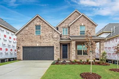 Celina Single Family Home For Sale: 4013 Smokey Hill Court