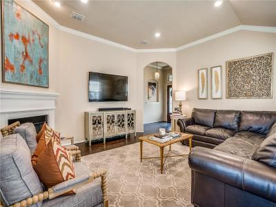 Mckinney Single Family Home For Sale: 816 Osage Drive