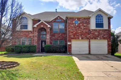 Mansfield Single Family Home For Sale: 1206 Autumn Drive