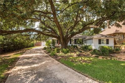 Dallas Single Family Home For Sale: 9403 Thornberry Lane