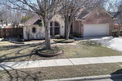 McKinney Single Family Home For Sale: 604 Ridgeview Trail