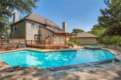 Irving Single Family Home For Sale: 1420 Travis Circle S