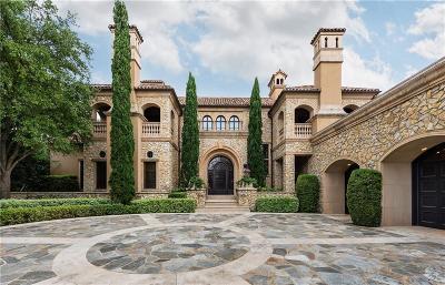 Dallas County Single Family Home For Sale: 15 Robledo Drive