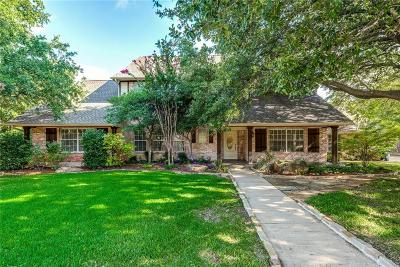 Tarrant County Single Family Home For Sale: 5100 Fry Lane