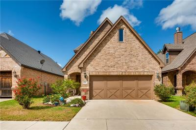 Aledo Single Family Home For Sale: 221 Post View Drive