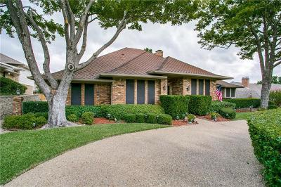 Garland Single Family Home For Sale: 2930 Club Hill Drive