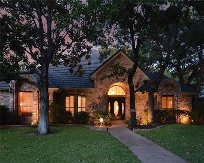 Tarrant County Single Family Home For Sale: 4901 Wareham Drive