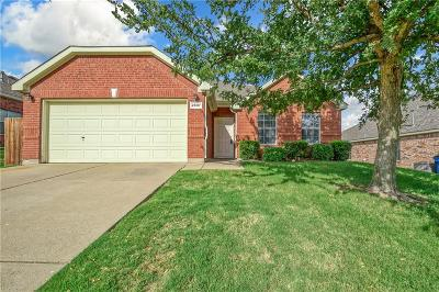 Celina Single Family Home For Sale: 2807 Quarter Horse Lane