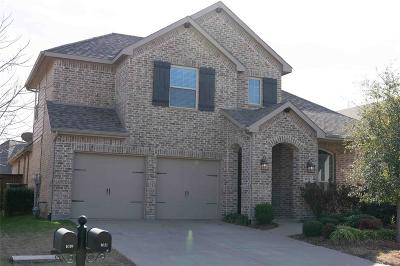 Forney Single Family Home For Sale: 1021 Brigham Drive