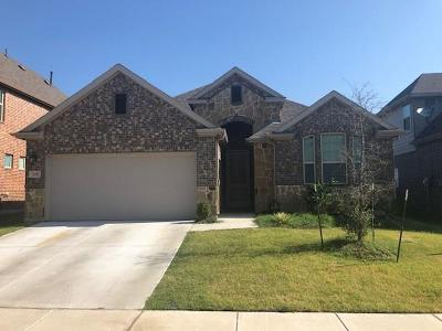 Fate Single Family Home For Sale: 749 Bosley Drive