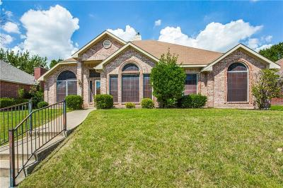 Rowlett Single Family Home For Sale: 6405 Madison Avenue