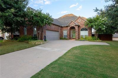 Corinth Single Family Home For Sale: 3318 Brampton Drive