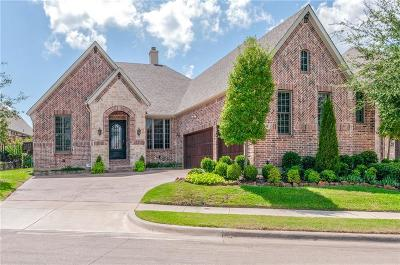 Keller Single Family Home For Sale: 2834 Volterra Way
