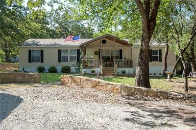 Parker County Single Family Home For Sale: 1955 Carter Road