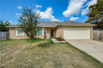 Cedar Hill Single Family Home For Sale: 606 Perry Court