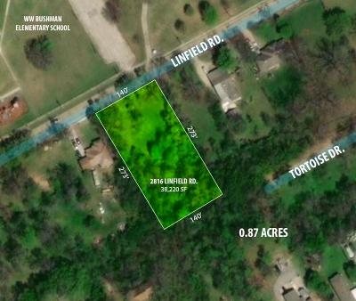 Dallas County Residential Lots & Land For Sale: 2816 Linfield Road