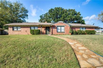 Richland Hills Single Family Home For Sale: 7508 Hovenkamp Avenue