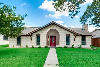 Garland Single Family Home Active Option Contract: 2105 Richwood Drive