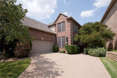 Dallas County, Denton County Single Family Home For Sale: 2701 Waterford Drive