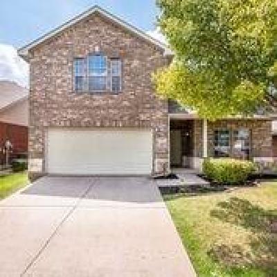 Little Elm Single Family Home For Sale: 14617 Little Anne Drive