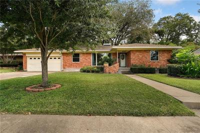 Garland Single Family Home For Sale: 610 W Vista Drive