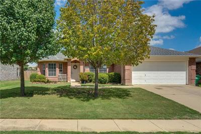 Denton Single Family Home Active Option Contract: 3201 Lighthouse Drive