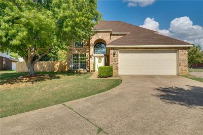 Lewisville Single Family Home For Sale: 2219 Wren Court