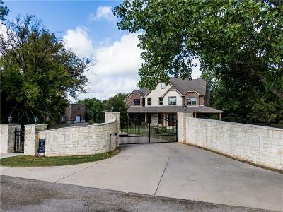 Parker County Single Family Home For Sale: 460 Willow Circle