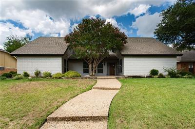 Plano Single Family Home For Sale: 4205 Country Club Drive