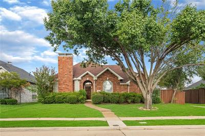 Plano TX Single Family Home For Sale: $345,000