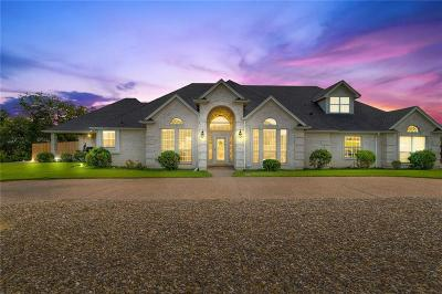 Parker County Single Family Home For Sale: 3713 Cliff View Loop