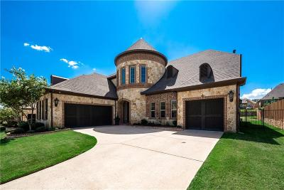 Tarrant County Single Family Home For Sale: 9809 Broiles Lane