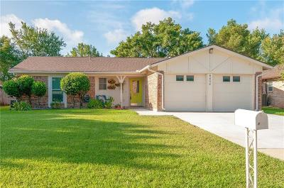 North Richland Hills Single Family Home For Sale: 8232 Saint Patrick Street