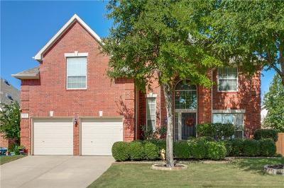 McKinney Single Family Home For Sale: 1212 Canyon Creek Drive