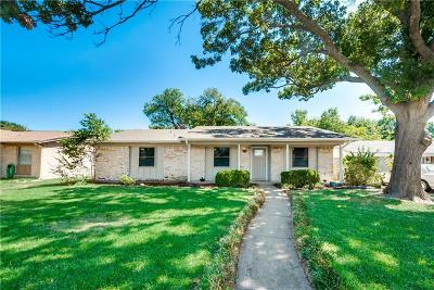 Garland Single Family Home For Sale: 1102 Intervale Drive