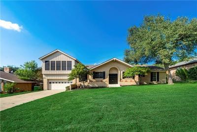 Rockwall Single Family Home For Sale: 214 Glenn Avenue