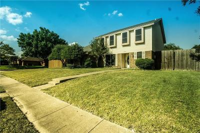 Garland Residential Lease For Lease: 2741 Stoneridge Drive