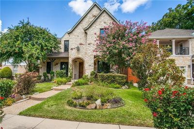 Dallas County Single Family Home For Sale: 6035 Marquita Avenue