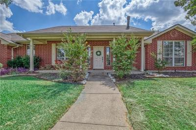 Kennedale Single Family Home Active Option Contract: 1262 Elmbrook Drive