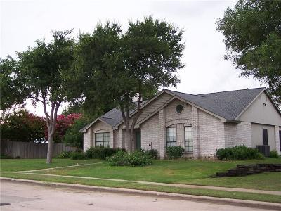 Cedar Hill Single Family Home For Sale: 854 Weaver Street