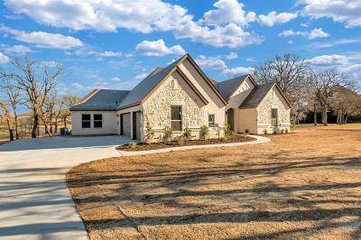 Parker County Single Family Home For Sale: 107 Sugartree Circle