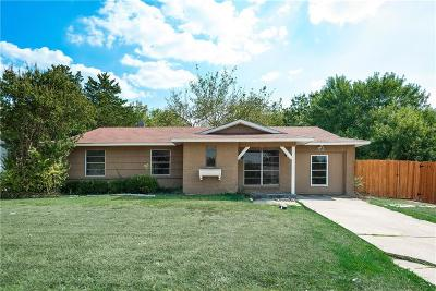 Farmers Branch Single Family Home For Sale: 2936 Candlewick Lane