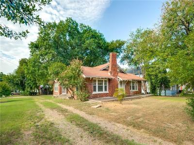 McKinney Single Family Home For Sale: 1403 W Louisiana Street
